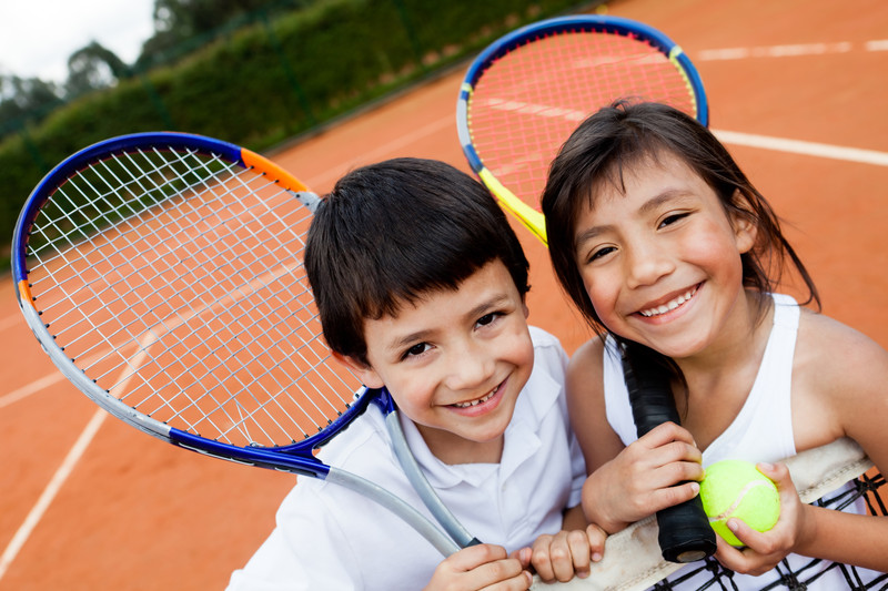 children-tennis-programme